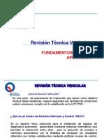 Revisión técnica vehicular