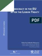 [Raffaello Matarazzo]Democracy in the EU After the Lisbon Treaty