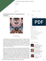 A Vibração Sonora & a Tradição Draco-Tifoniana _ Círculo Tifoniano
