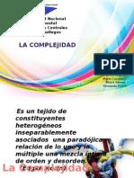 Complejidad, investigación