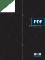 EPFL's Annual Report 2013