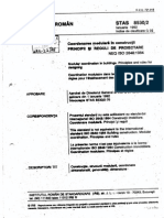 STAS 8530-2-92 Principii de Proiectare