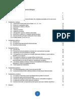 Nociones fundamentales de la Química Biológica.