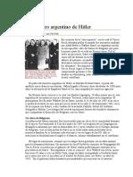DARRÉ Walther - El Ministro Argentino de Hitler