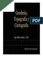 Geodesia, Topografia y Cartografia [Modo de Compatibilidad]