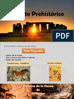 Historia del Arte 1- El Arte Prehistórico