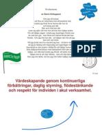 Presentation Framtidens Offentliga Sektor, IfL, Handelshögskolan, Stockholm 150528 Gästföreläsare Jonas Leo