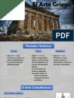 Historia del Arte 3- El Arte Griego