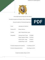 Informe 5 - Enlace Quimico