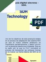 Jerarquía Digital Síncrona SDH