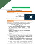 Orientaciones Sobre Como Elaborar El Plan Instruccional y de Evaluación