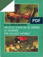 Protectia Plantelor