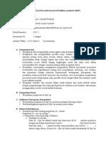 RPP tafsir ilmu tafsir MA kurikulum 2013