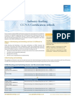 Cisco Ccna Update Flyer