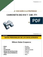 Accidente Daño a La Propiedad Camioneta d1g-918