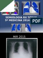 A Semiología Patológica Rx