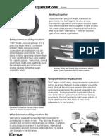 international organizations student materials