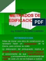 METRADO INTRODUCCIÓN