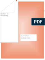 Analisis de Un Proyecto y Su Medio Ambiente, CUEROS CHOCONTÁ