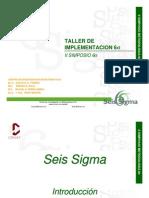 Implementacion Seis Sigma