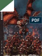 Warhammer Visions 15 April 2015