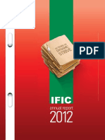 ific bank Annual Report 2012