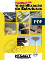 Manual de Impermibializacao de Estruturas