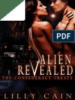1 – Alien revealed ( satellano) ( saga The confederacy Treaty)