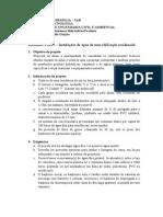 Diretrizes Do Projeto Água 1.2015