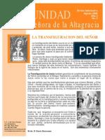 Boletin Agosto 2006(Transfiguracion Jesus9