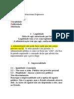 Direito Constitucional Anotações Prof de Bh