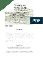 Josefina Quinteros Corzo 2006 La Reforma curricular unviversitaria Evaluación y mejoramiento acedémico.pdf