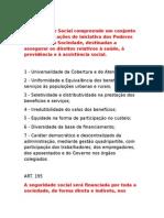 Previdencia Na Constituição Federal