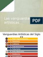 Las Vanguardias Artisticas