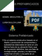 SISTEMAS PREFABRICADOS