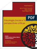 Psicologia Social e Trabalho