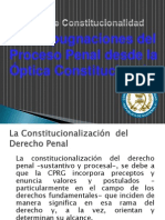 Las Impugnaciones Del Proceso Penal Desde La Óptica Constitucional Por Roberto Hernández