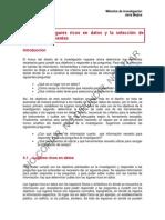 Tema 4 - Lugares Ricos en Datos