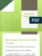 Revolução Industrial e EUA