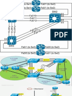 Ccnp Switch, Diagrams