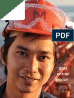 SCI Annual Report 2014