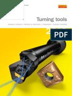 Turning Tools - General Information