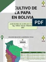 El Cultivo de Papa en Bolivia