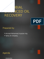 Microbial Enhanced Oil Recovery (13-Dec)
