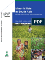 Minor Millets in South Asia 1407