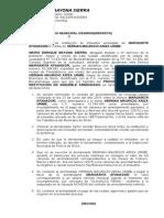 DDA RESTITUCION Margarita Afanador