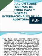 Diapositivas Auditoria Sas Nias Exposicion