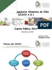 Presentación CUANTA ANUAL Asamblea Mayo 2015