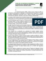 Honduras Analisis de Coyuntura Economica y Social, Unat