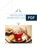 Antologia de Remedios Caseros